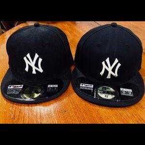 MLB New York Yankee Snap back baseball caps